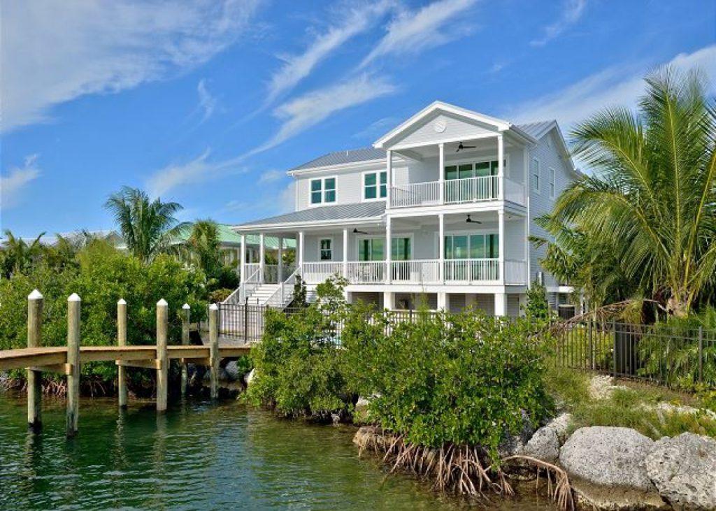 Key Haven water view